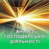 Г. І. Кіндрацька. Аналіз господарської діяльності