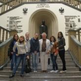 Студенти кафедри пройшли практику у Гірничо-металургійній академії м. Краків (Польща).