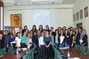 Участь студентів кафедри у конференції в Любліні