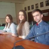 Студенти кафедри взяли участь у Міжнародній конференції в Польщі
