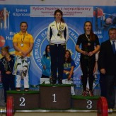 Вітаємо студентку гр. ОА-44 Юлію Оробець із перемогою в Кубку України із пауерліфтингу!