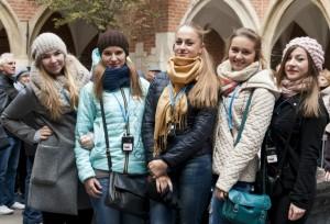 Екскурсія по Кракову