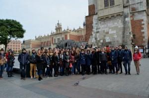 Цікава екскурсія по Кракову