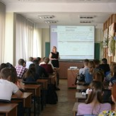 Зустрічі студентів кафедри обліку та аналізу з представниками  вітчизняного бізнесу та місцевої влади