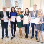 Ректор Політехніки привітав студентів-обліковців та їхніх керівників
