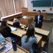 Відкрита лекція від компанії KPMG для студентів кафедри обліку та аналізу