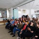 Візит студентів Національного університету «Львівська політехніка» до Нестле Бізнес Сервіс центру у Львові